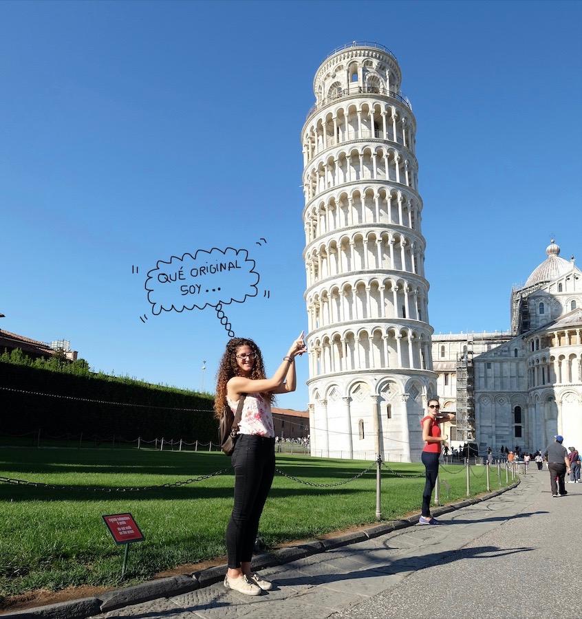 Pisa, la Toscana